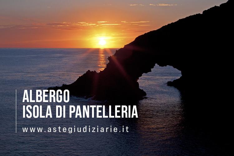albergo pantelleria